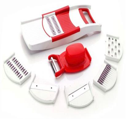 ACCURA  Lifestyle 8 in 1 Multi-Purpose Slicer Grat